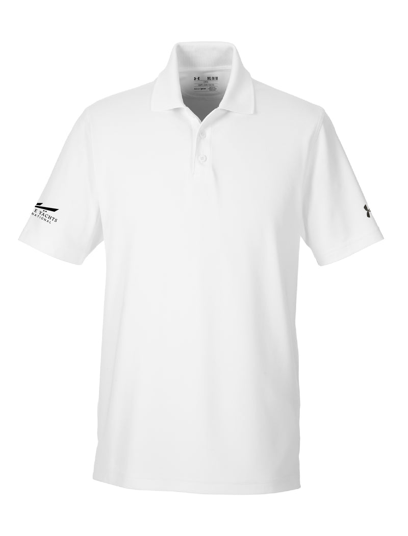 GYI - Sales Under Armour Corp Polo (White) - 8 qty