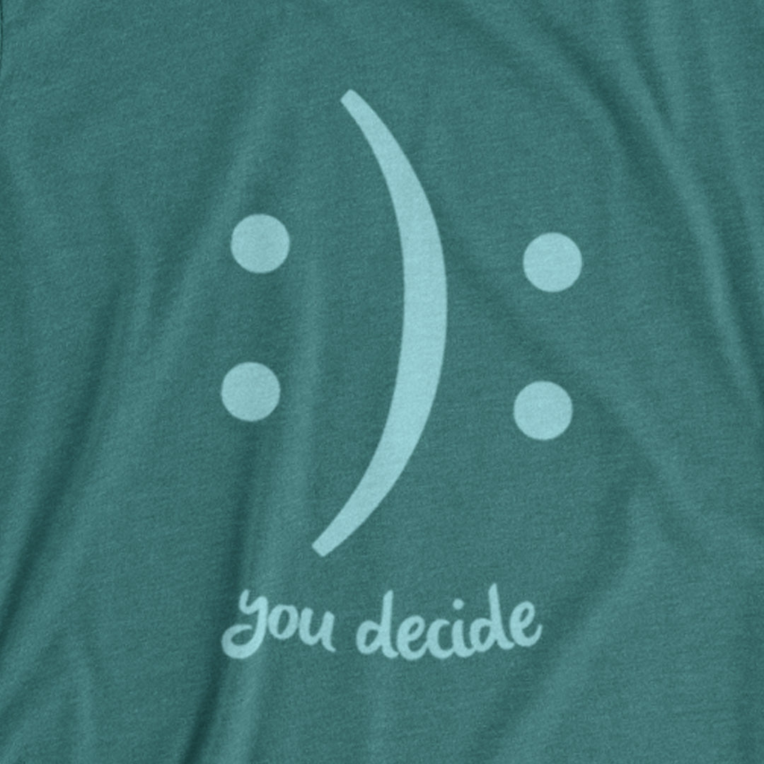 Weez & Ding's | You Decide T-Shirt