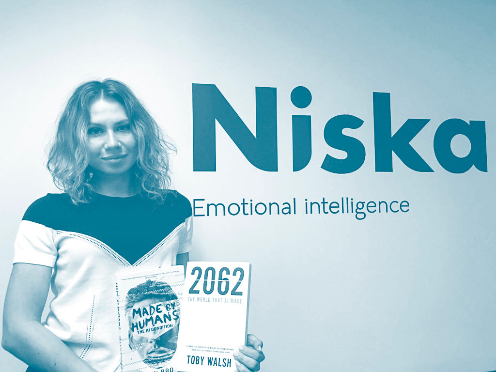 "Visiting ""Good Robot/Bad Robot"" event at Opera House"