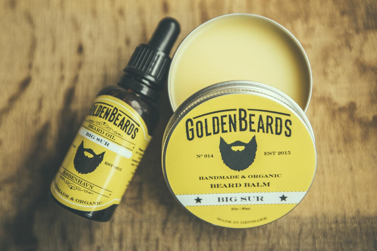 BEARD OILS AND BALMS. (Part 1)