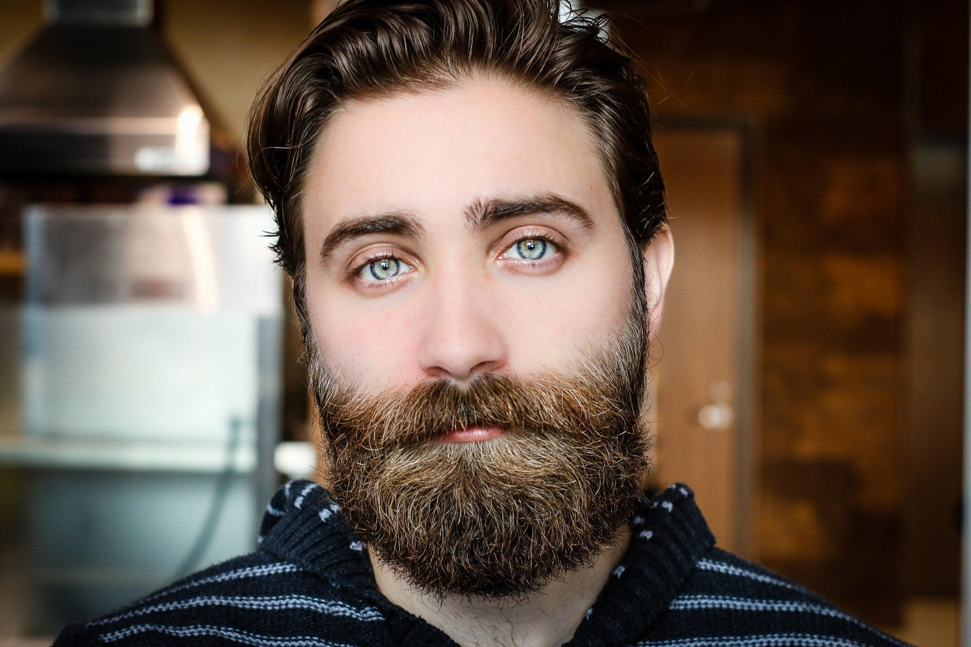 What a Gorgeous Beard! You Must Use the Best Beard Shampoo Ever