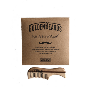 Eco Beard Comb 9.5