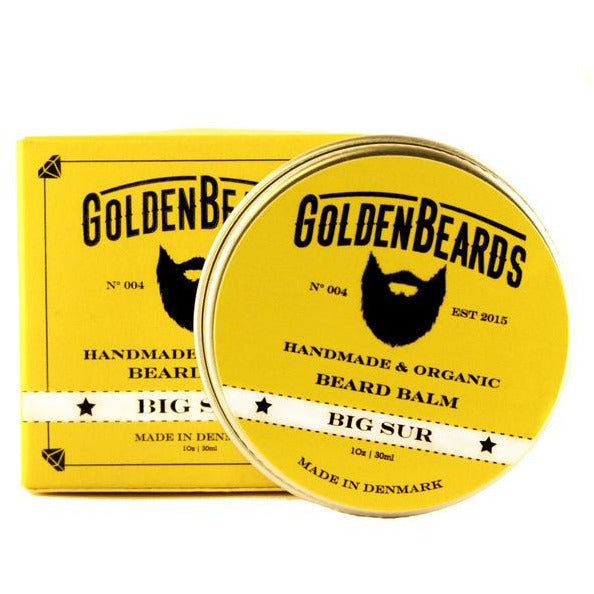Beard Balm Organic Big Sur