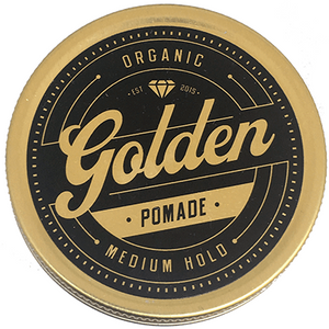 Golden Pomade - Organic Hair Pomade