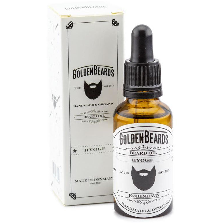 Organic Beard Oil HYGGE