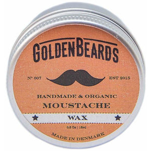 Moustache Wax - Medium Hold