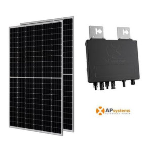 Kit solar autoconsumo 670 W Plug & Play