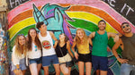 Graffiti Tour and Workshop in Tel Aviv with a graffiti artist