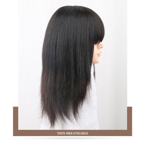 Women's Invisible Reissue Overhead Wig