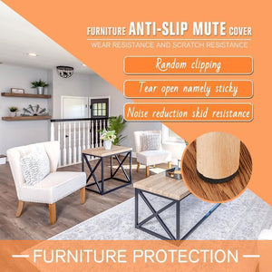 Non Slip Mute Furniture Pads(62PCS)