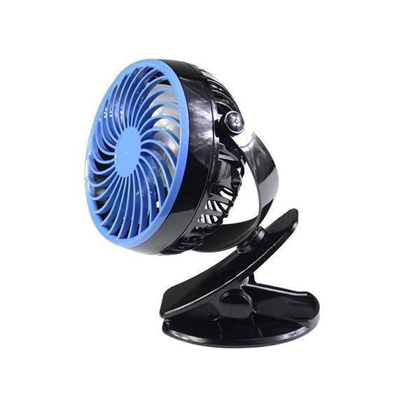 USB Charging Clip Fan