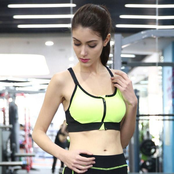 Cozy Yoga Sports Bra