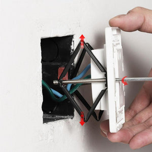 Wall Mount Switch Box Repair Tool