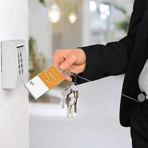 Retractable Key Chain