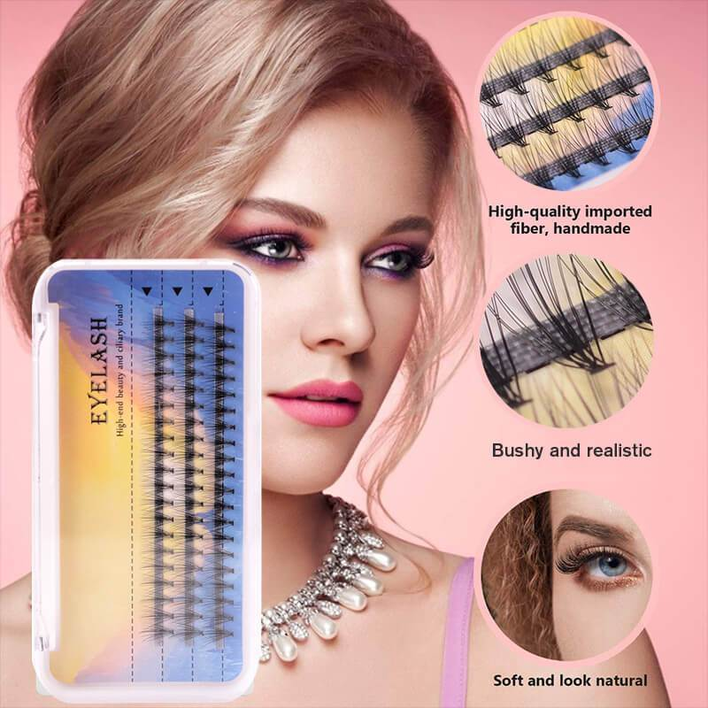 Extension False Eyelashes