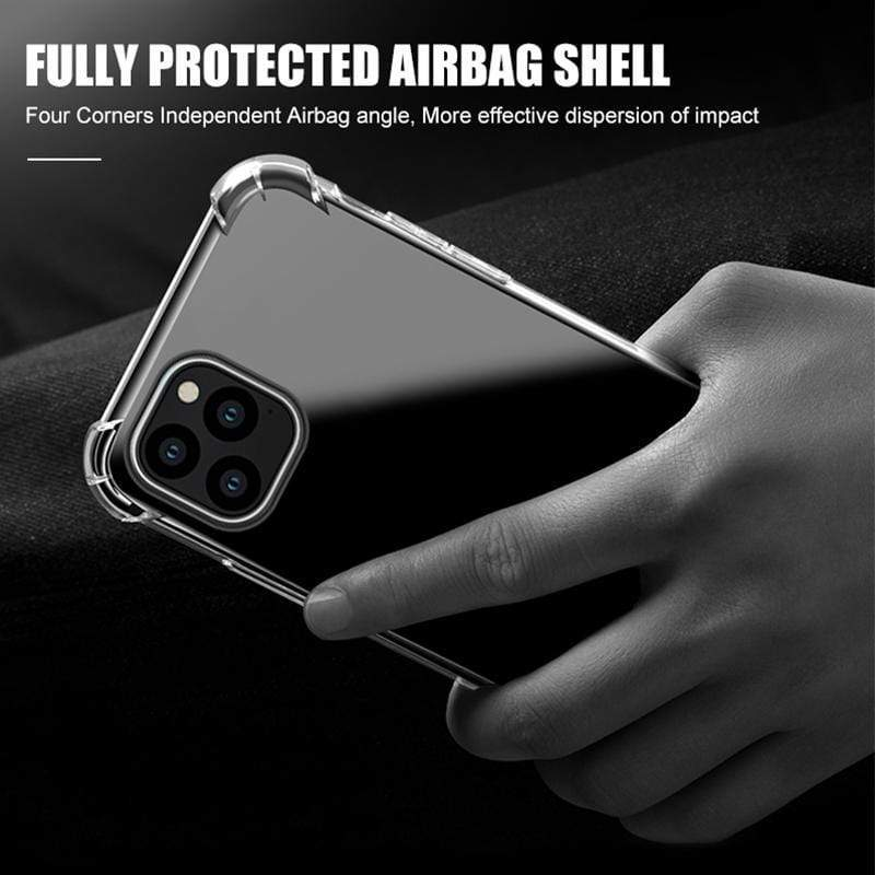 Airbag Anti-Fall Phone Case For iPhone