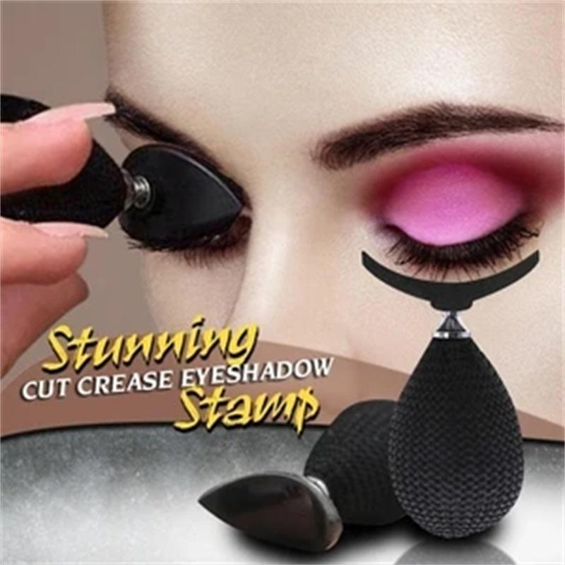 Stunning Cut Crease Eyeshadow Stamp