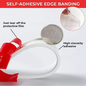 U-shaped Edge Sealer