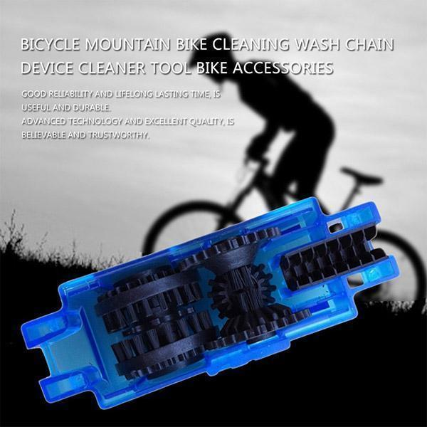 Bicycle Chain Cleaning Kit
