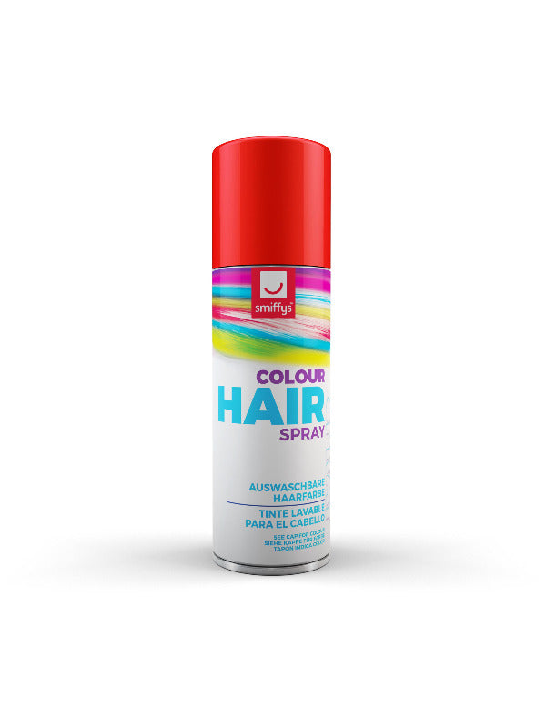 Hair Colour Spray - Red