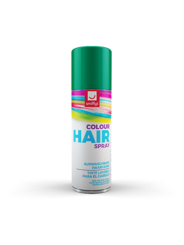 Hair Colour Spray - Green