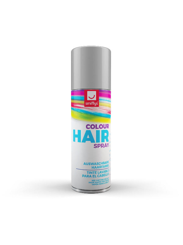 Hair Colour Spray - Silver