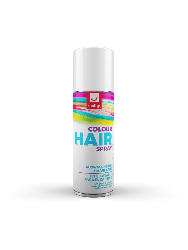 Hair Colour Spray - White