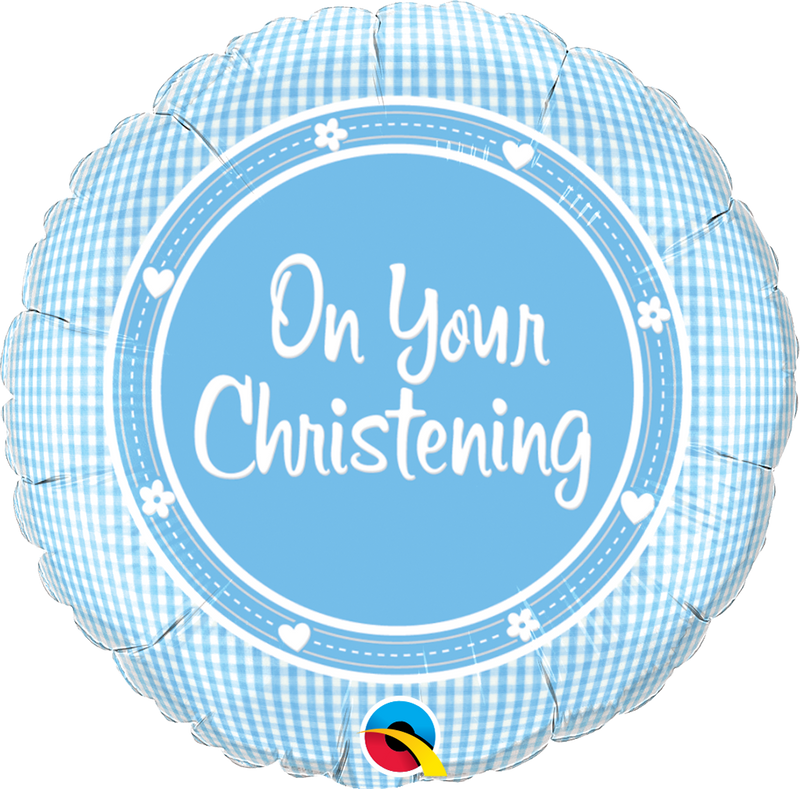 On Your Christening Mini - Choose Options