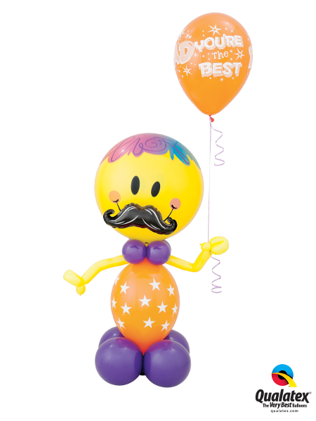 Fathers Day Buddy Balloon