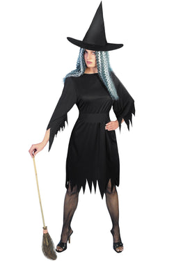 Spooky Witch Costume - Halloween