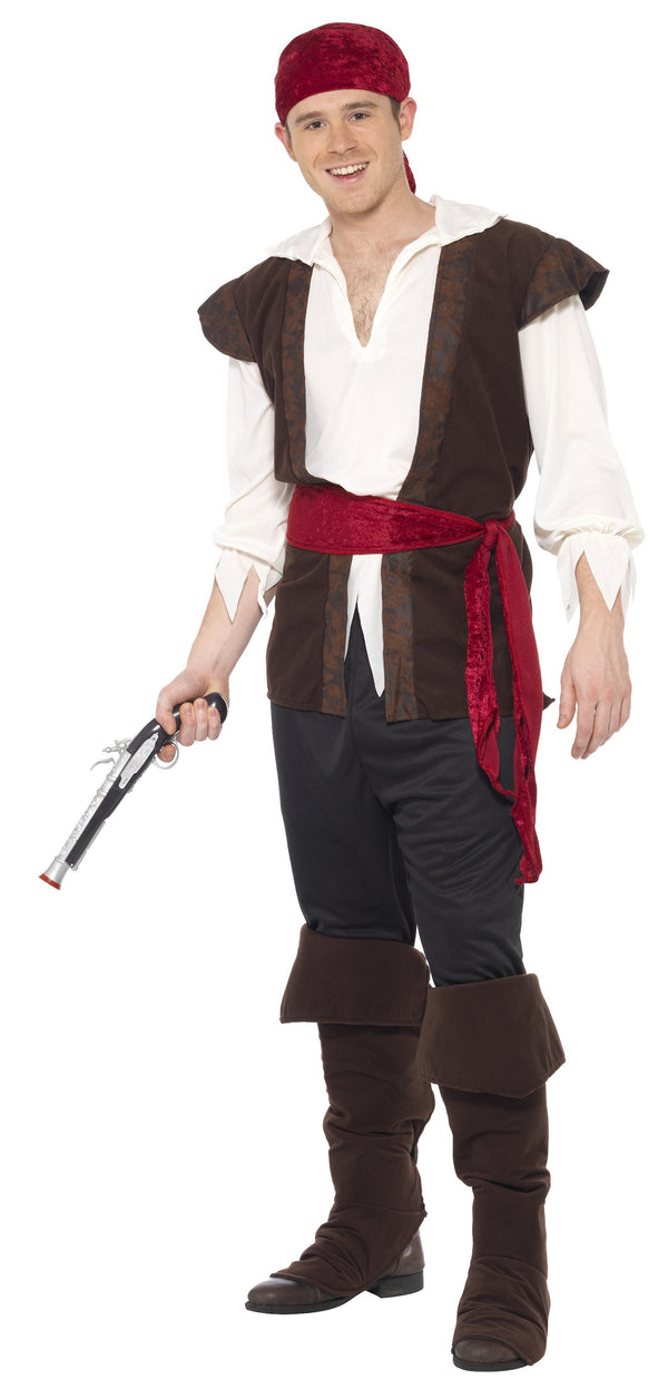 Pirate Deck Mate Costume