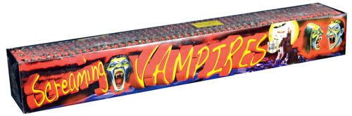 Screaming Vampire Firework