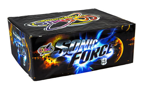 Sonic Force - Firework