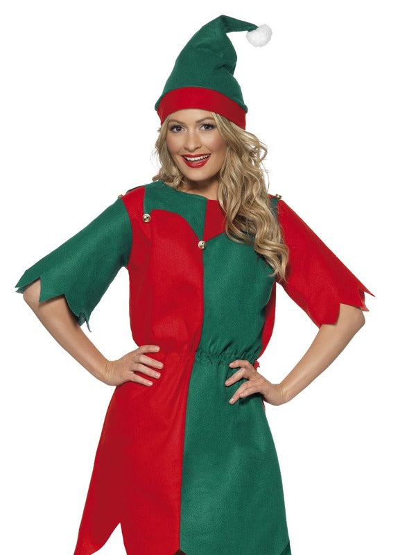Miss Elf Costume