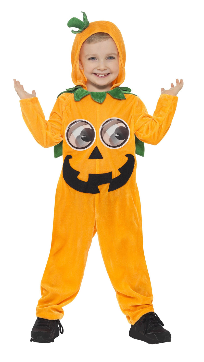 Pumpkin Toddler Costume - Halloween