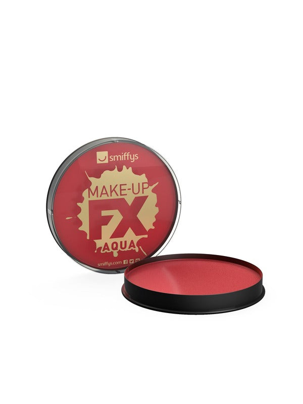 Make Up FX Round - Red