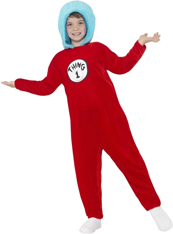 Thing 1 Or Thing 2 Costume