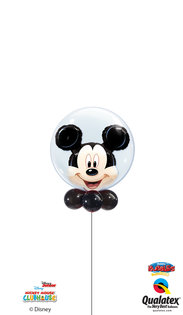 Mickey Mouse Double Bubble
