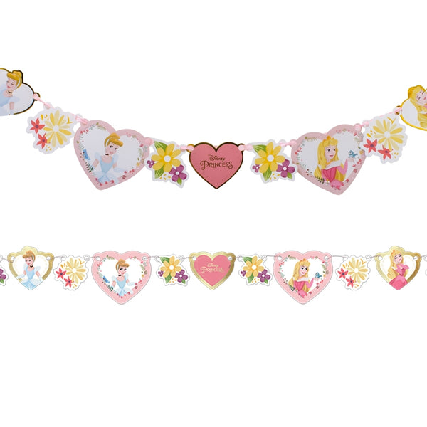Disney True Princess Party Garland