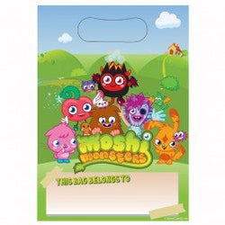Moshi Monsters Party Bags