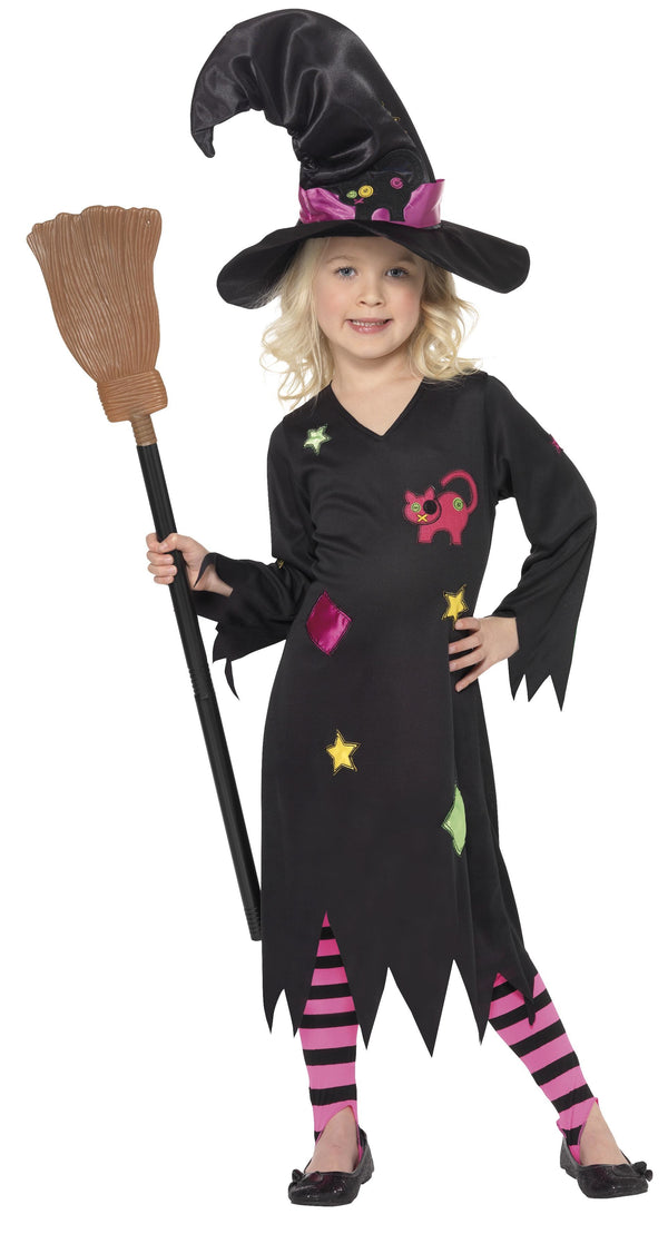 Cinder Witch Costume - Halloween