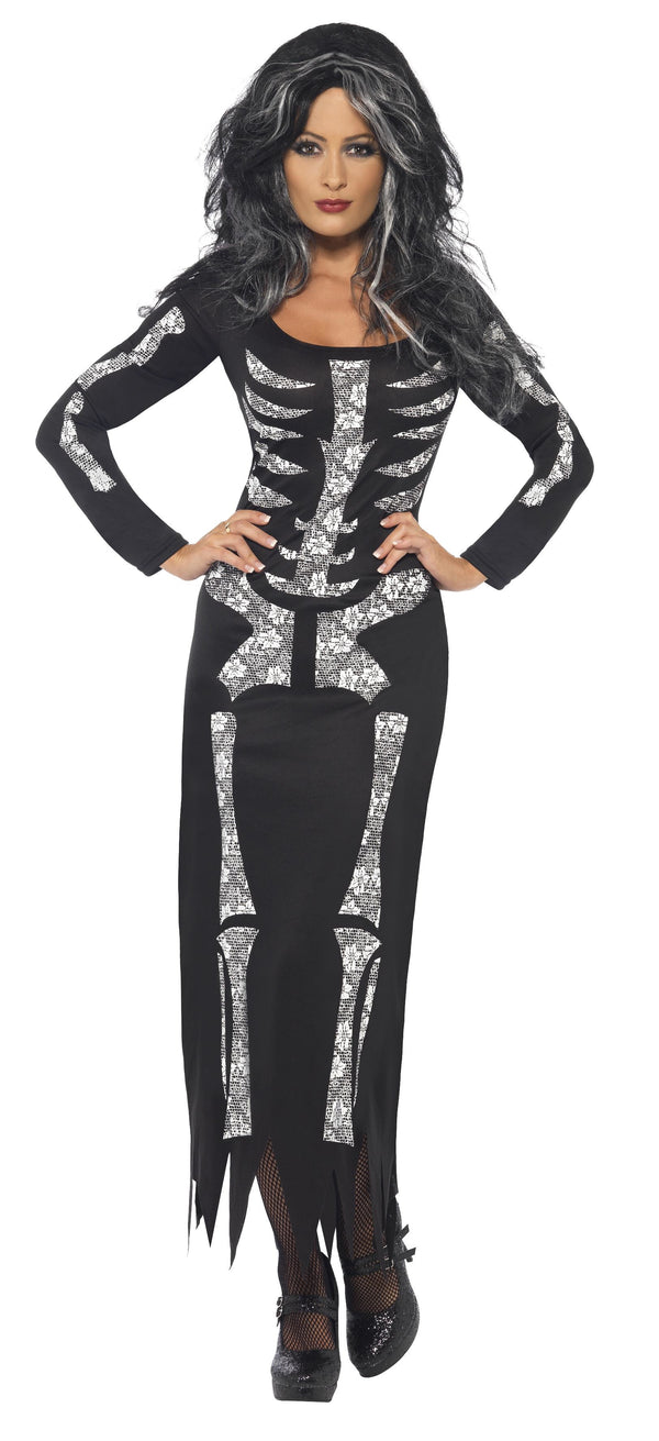 Skeleton Costume - Halloween