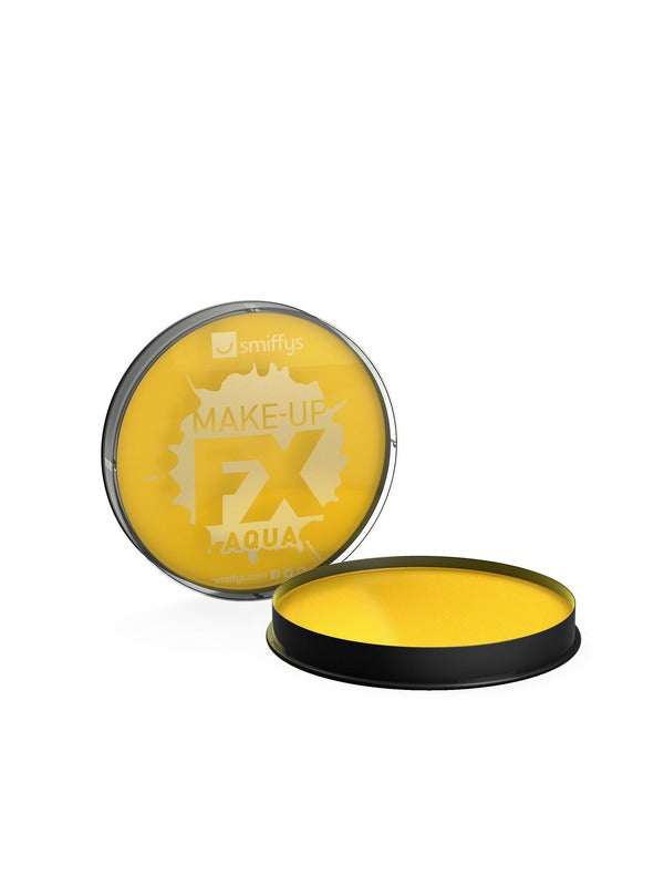 Make Up FX Round - Yellow