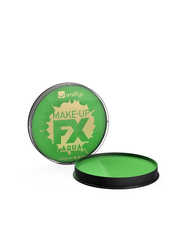 Make Up FX Round - Green