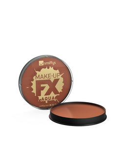 Make Up FX Round - Light Brown