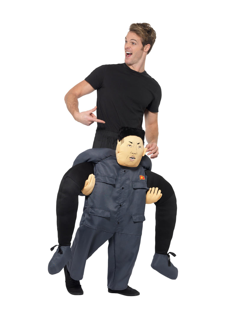 Piggyback Dictator Costume