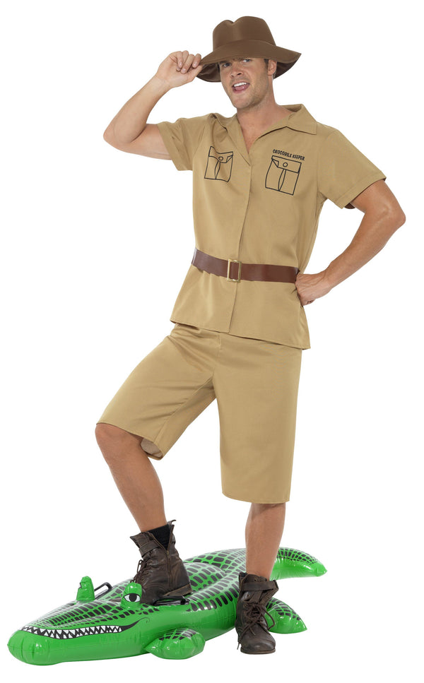 Safari Man Costume