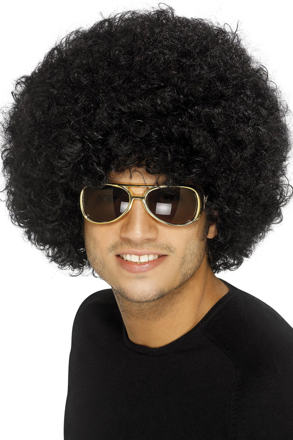 70s Funky Afro Wig