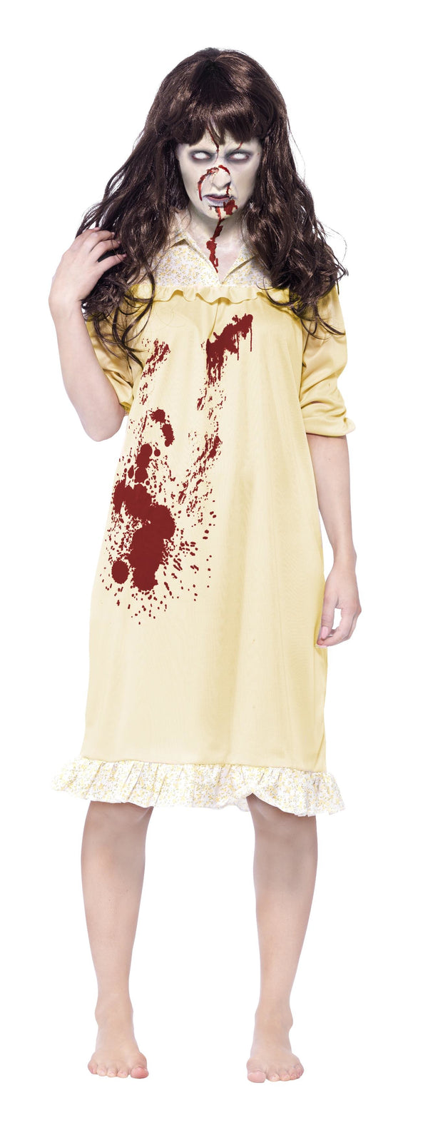 Zombie Sinister Dreams Costume - Halloween