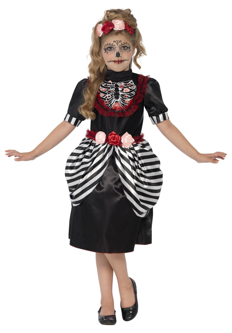 Sugar Skull Costume - Halloween
